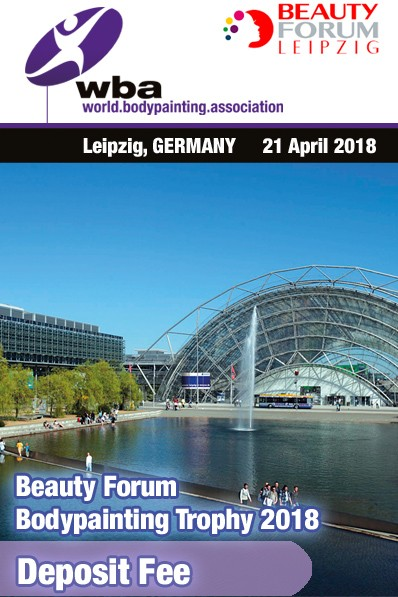 Germany: Registration Beauty Forum Leipzig 2018