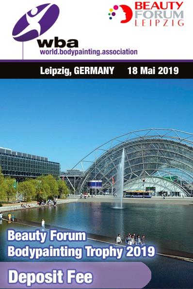 Deutschland: Registrierung Beauty Forum Leipzig 2019