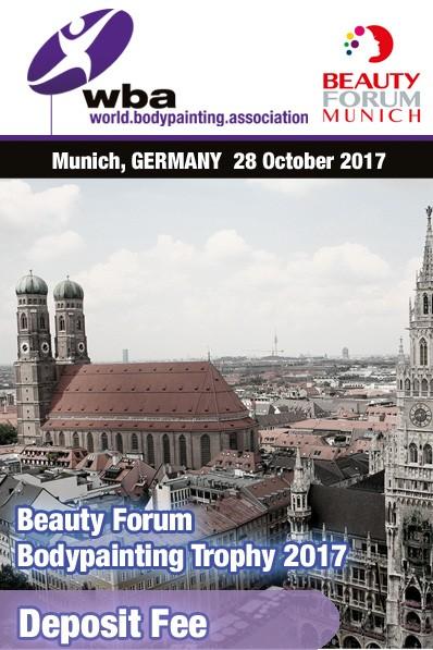 Deutschland: Registrierung Beauty Forum München 2017