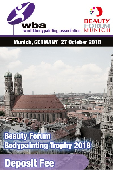 Germany: Registrierung Beauty Forum Munich 2018