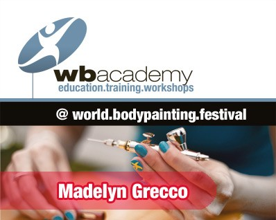 Bodypainting Kompositionen