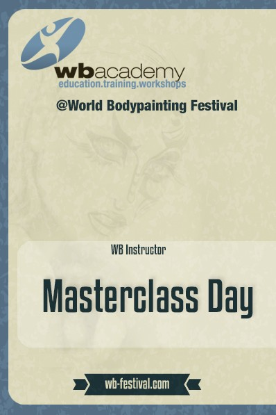 Masterclass Day: The Make Art up project and more