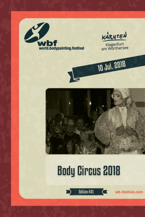 Side Event: Body Circus, 10. Juli 2018