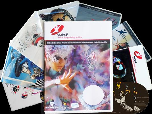 DVD Combo 2005-2012