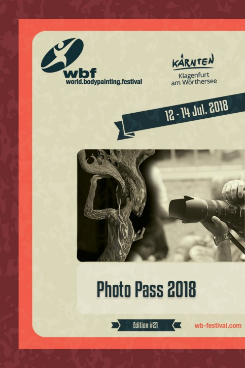Photo Pass 12 - 14 Jul. 2018