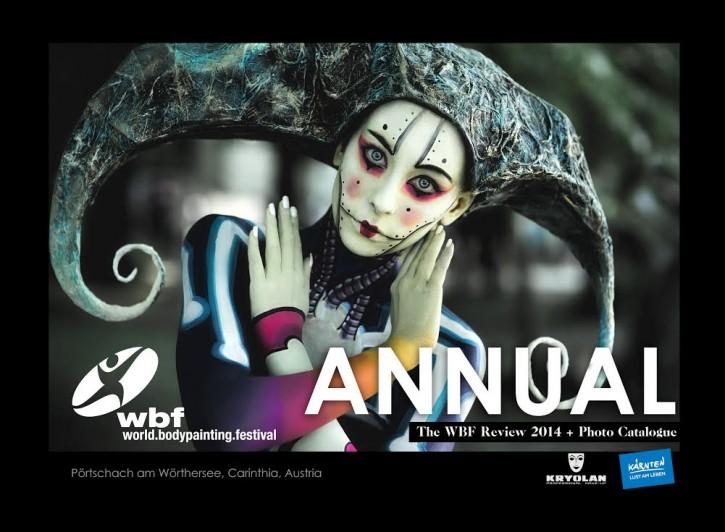 "Jahresmagazin und Fotokatalog 2014 ""The Annual"""