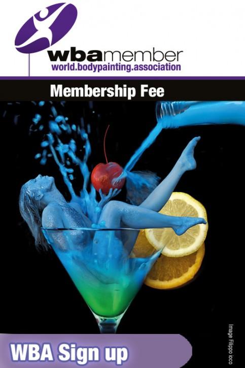 WBA erstmalige Mitgliedschaft für das 1. Jahr