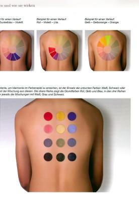 Handbuch zur Körperkunst mit Pinsel & Airbrush inkl. DVD