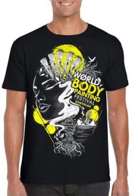 T-Shirt, WBF#19 Black, Unisex