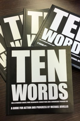 Ten Words by Michael DeVellis