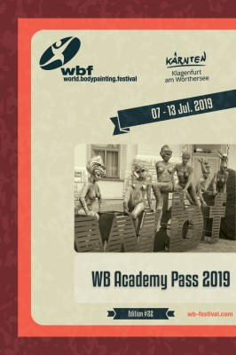 WB Academy Pass inkl. 3 Tages Festival Pass + Side Events