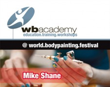 Commercial Bodypainting - Logo Inszenierungen