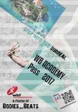 WB Academy Pass + Bodies & Beats Pass