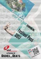 Festival Pass 28. - 30. Jul. 2017