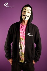 "Hoodie ""Step into the surreal"""