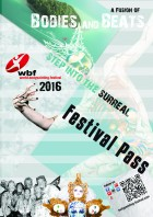 Bodies & Beats Pass 2016