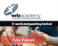 Cosplay Decoration for Bodypainting (2 days)