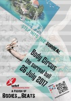 Side Event: Body Circus, 26 July 2017