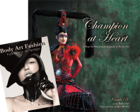 Kombo: Champion at Heart & Body Art Fashion