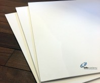 EVA Foam for Headpieces and Costumes White