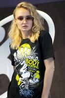 T-Shirt, WBF#19 Schwarz, Unisex